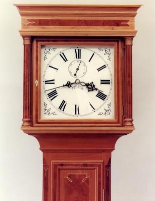 1st Tall Clock 2a