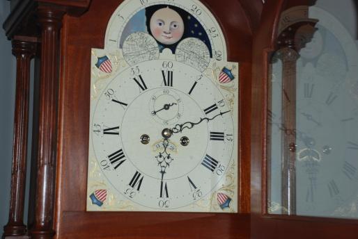 Candee Tall Clock 1