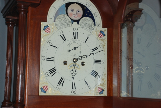 Candee Tall Clock 1
