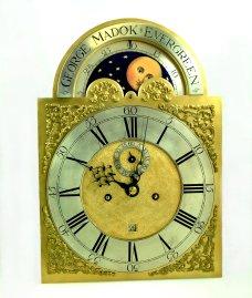 Clock Dial Madok