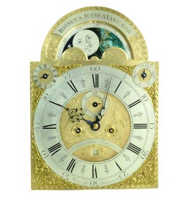 Clock Dial Wady Vanscavish 2