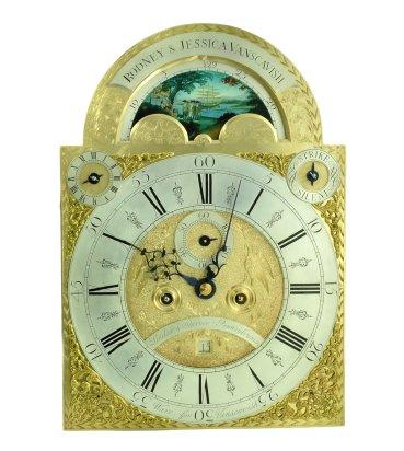 Clock Dial Wady Vanscavish 3