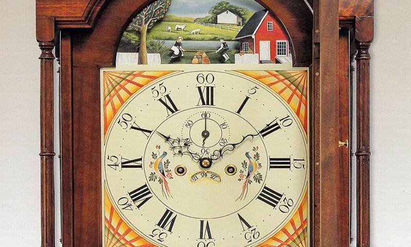 Lindow Clock Works – Lindow Machine Works
