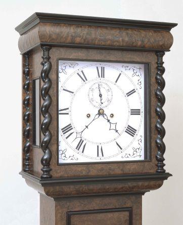 Gomez Longcase Clock 3c 6-9-07