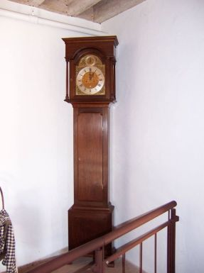 Shott Clock at Monticello