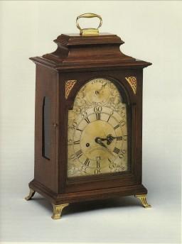 Thomas Walker Bracket Clock CWF