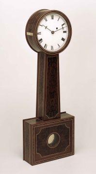 x Banjo Timepiece walnut 1b 9-18-07